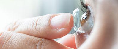 Formstabile / harte Kontaktlinsen: