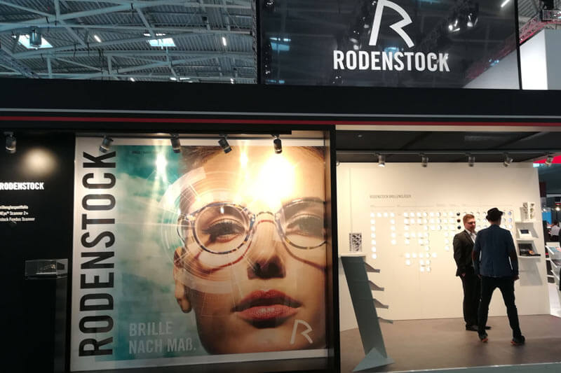Opti 2019 OPTIC 4.0 Rodenstock